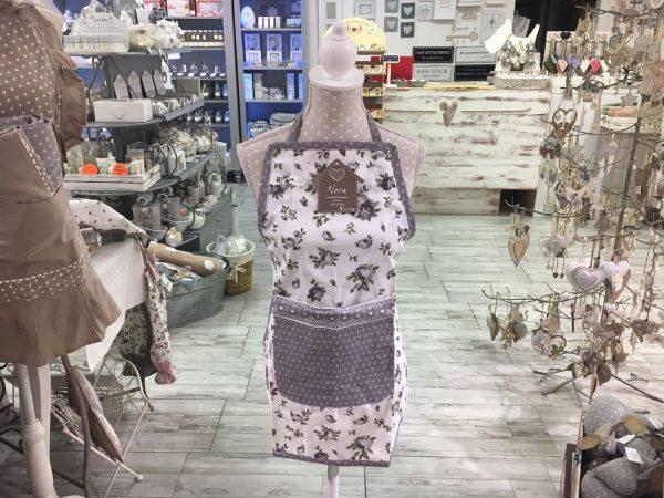 Grembiule bambino nora grigio j 39 aime boutique - Pasqualetti home decor ...